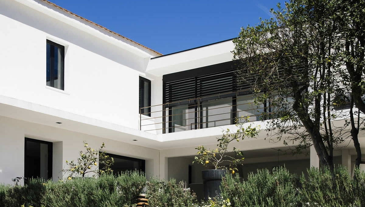 Extension Villa Antibes